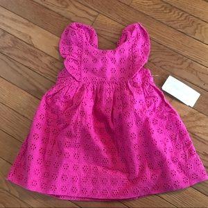 Ralph Lauren Baby NWT Baby Girl Dress 9 months
